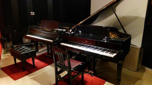 スタインウェイピアノ
