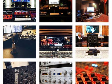 SPL社のFacebook・Instagramに当スタジオが登場