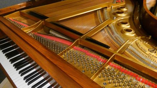 ニューヨークスタインウェイ・中古グランドピアノ