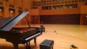ピアノレコーディング別写真