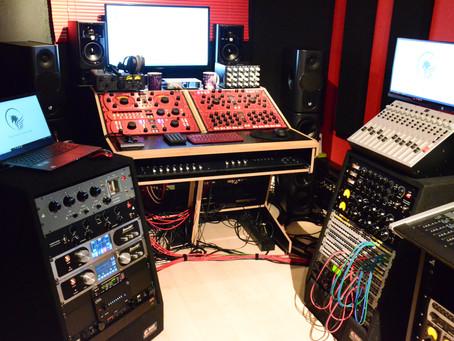 IGS Audioのマスタリング機材のほぼ全てを導入