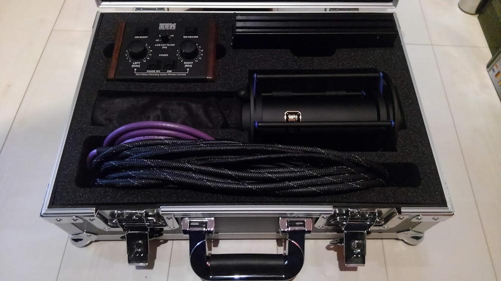 ステレオマイク、Hum Audio RS-2