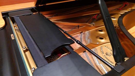 スタインウェイ・グランドピアノ マイクPM40