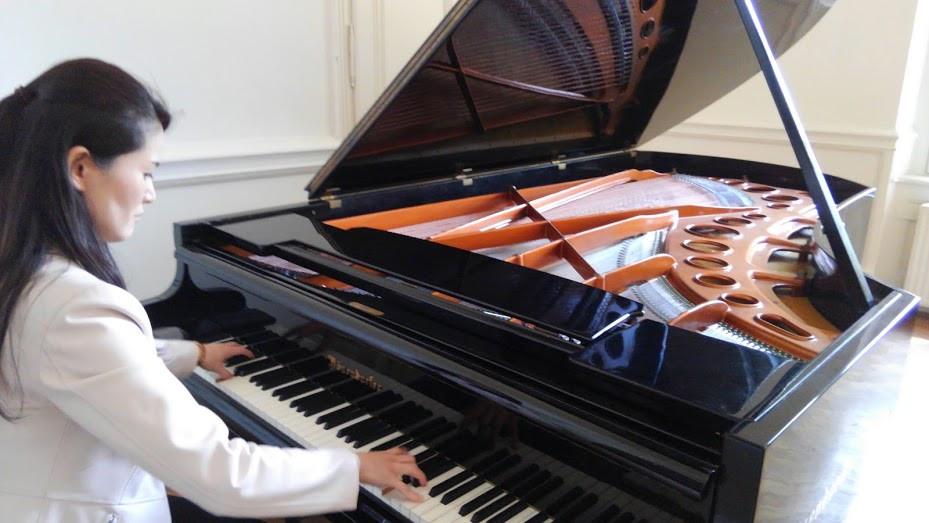 ベーゼンドルファーピアノ