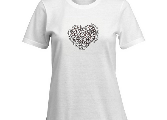 Chainmail of Love T-shirt