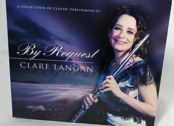 Clare Langan CD of Classics