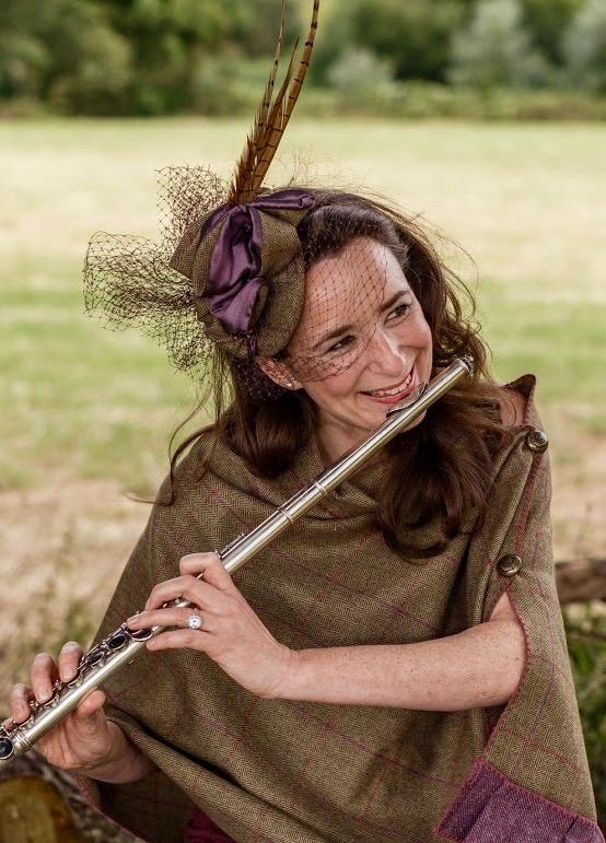 Clare Langan Flautist