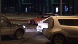 Крупное ДТП на Московском шоссе/ Гастелло