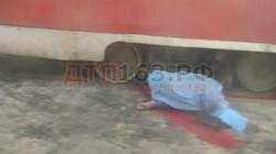 ⚠+18 ! в Самаре в центре города пожилая женщина попала под трамвай.