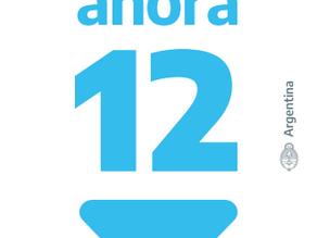 AHORA 12: NOVEDADES