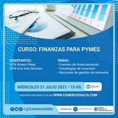 CURSO: FINANZAS PARA PYMES