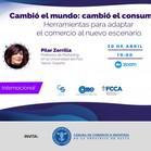 """WEBINAR INTERNACIONAL """"CAMBIÓ EL MUNDO, CAMBIÓ EL CONSUMIDOR""""."""