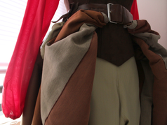 Character: Miguel Film: The Road to El Dorado Skirt detail 2019