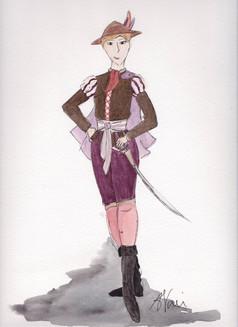 Beatrice rendering