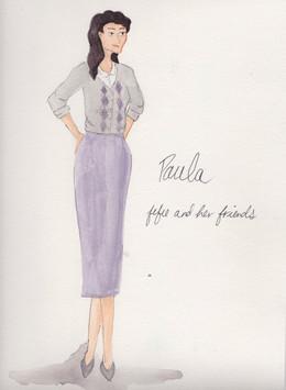 Paula rendering