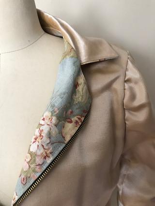 Reversible Jacket- Detail