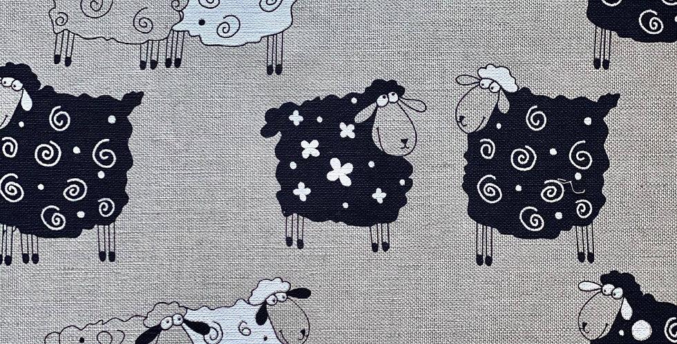 Woolly Sheep tea towel