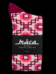 MARA SOCKS - Magenta