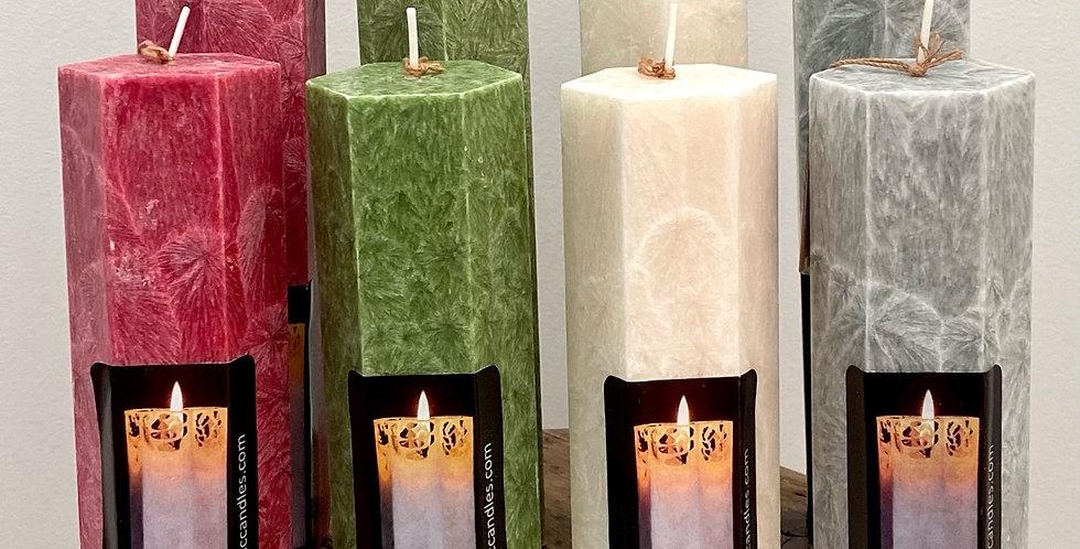Filigree Candles