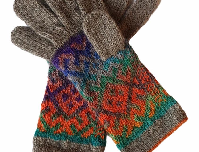 Woollen Gloves Style D