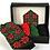 Thumbnail: KURZEME RED - Mitten Knitting Kit