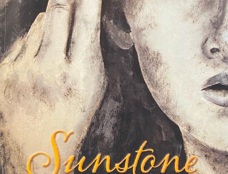 SUNSTONE - a book by Inara Strungs