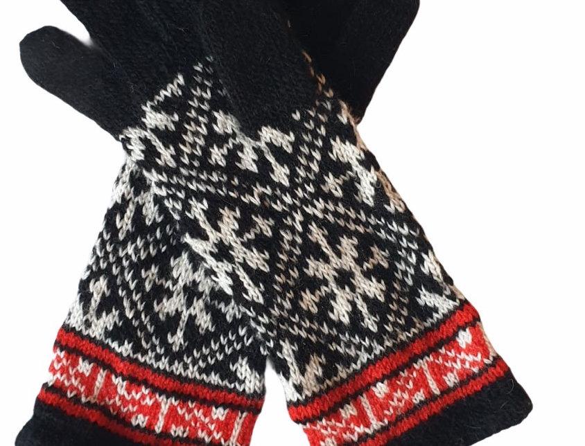 Woollen Gloves Style E