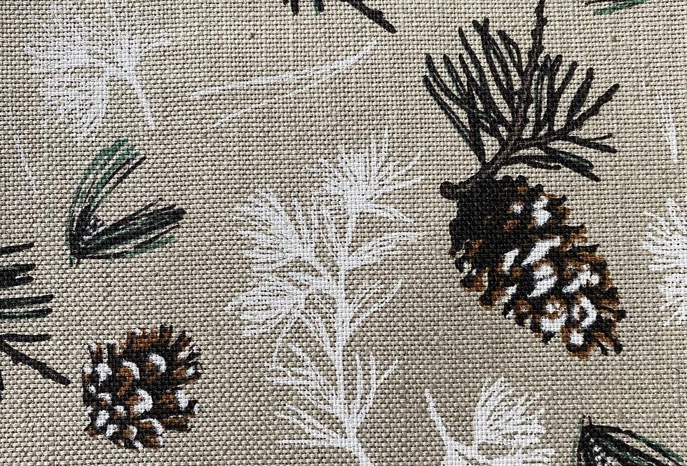 Pine Cone Tea Towel