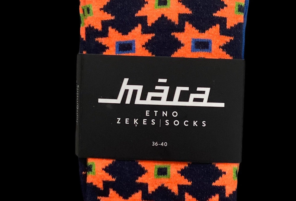 Bright Stars socks by Māra