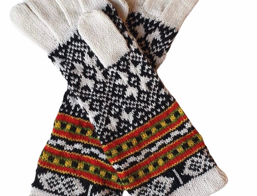 Woollen Gloves Style B