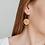 Thumbnail: MARBLE SPHERE Earrings