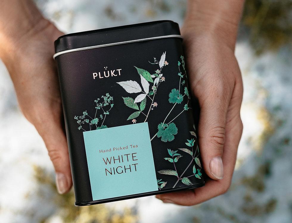 Organic White Night Tea