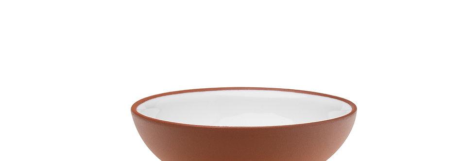 white ceramic bowl; vaidava