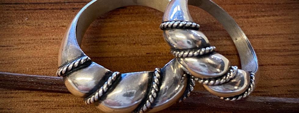 ZEMGALE ring - Single Weave