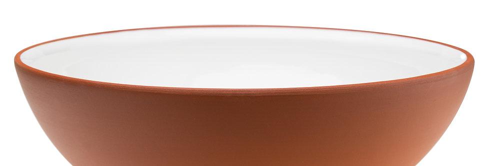 3.0 L White Bowl