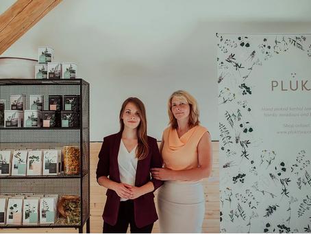 PLUKT TEA - A Family's Story