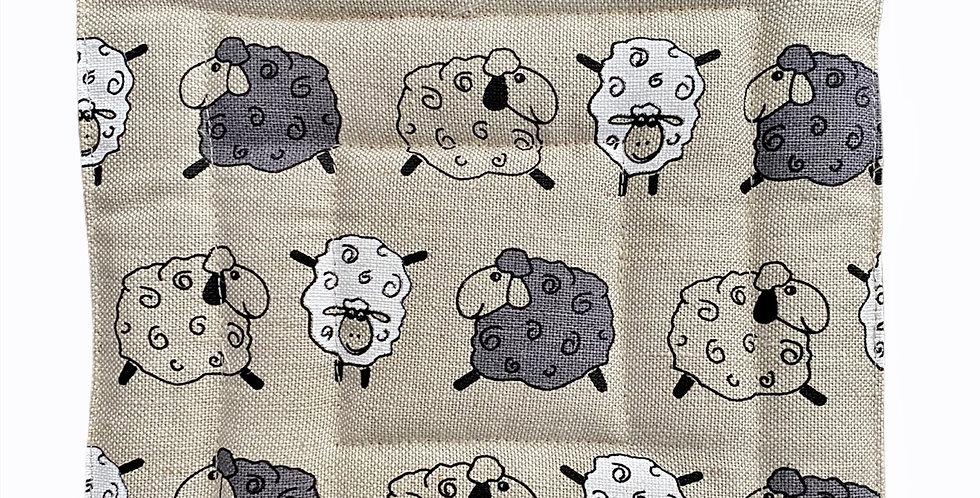 Woolly Sheep Pot Holder
