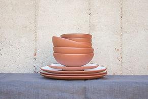Vaidava Earth Ceramics.  Nord Haus ceramics. Handmade ceramic bowls.  Nordic design in Australia.  Latvian red clay. Dishwasher safe bowls.  Buy Scandinavian goods online.  Buy Baltic Goods online.  Made in Latvia