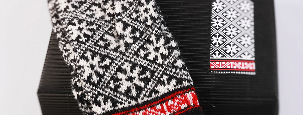 KRUSTS - Mitten Knitting Kit