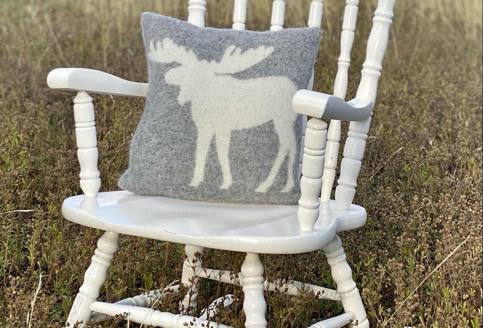 BRIEDIS Woollen Cushion