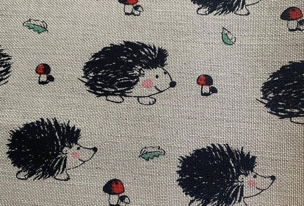 Hedgehog Tea Towel