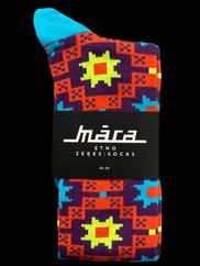 Mara socks - Bright Summer