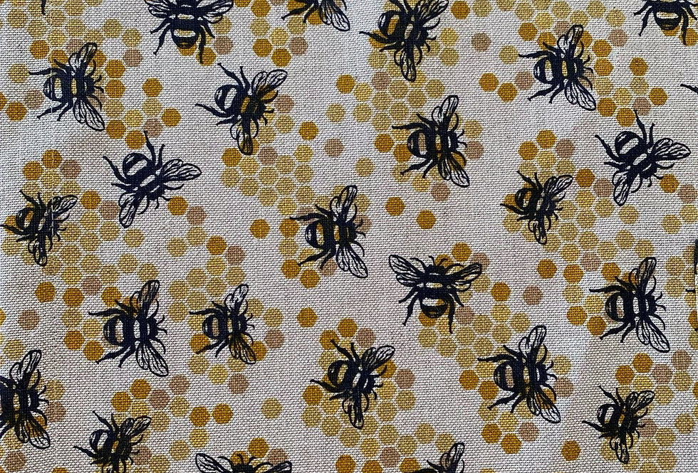 Honey Bee Tea Towel