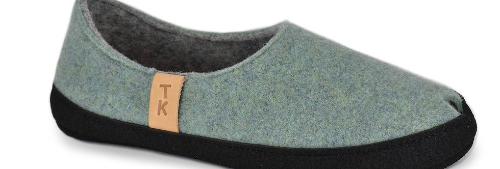 BUDAPEST GREEN Slippers
