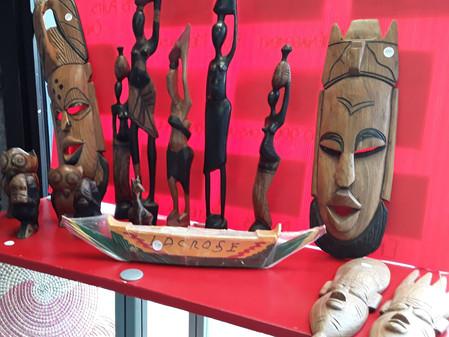 Artisanat sénégalais à L'Atelier22