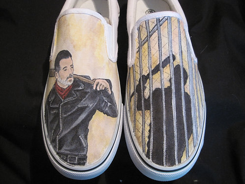 Negan at the Gate Size 43