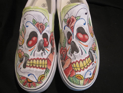 Day of the Dead  Size 43