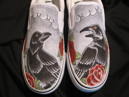 Crows and Roses Size 44
