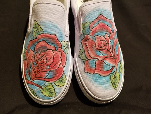 Glowing roses Size 38