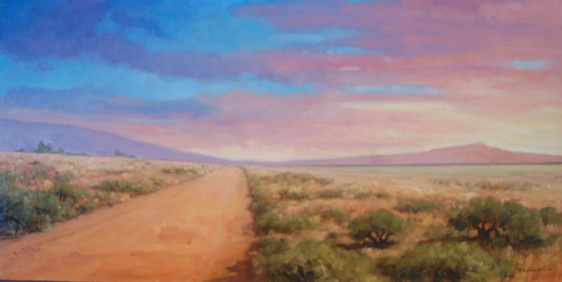 New Mexico Sunrise